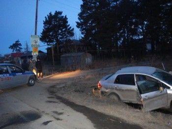 Под Екатеринбургом сотрудники ДПС устроили погоню со стрельбой, чтобы остановить пьяных автоугонщиков