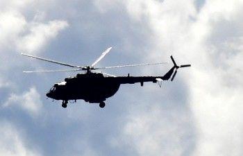ВЧечне разбился вертолёт Ми-8