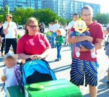 Полиция отказалась возбуждать уголовное дело после инцидента в КРЦ «Россия», где пострадал мужчина с ребёнком на руках