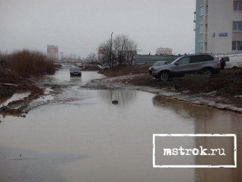 Дороги в проблемном микрорайоне «Муринские пруды» попали в план к 300-летию Нижнего Тагила