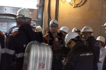 МЧС сообщило об ухудшении ситуации на руднике «Мир», где продолжаются поиски шахтёров