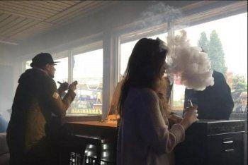 В кафе и ресторанах могут запретить вейпы и кальяны