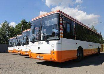 ЕВРАЗ НТМК приобрёл новые автобусы для своих сотрудников