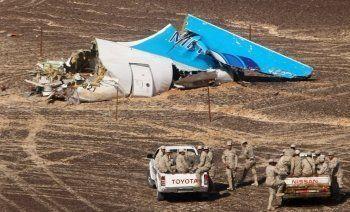 Британия допустила вероятность подрыва российского самолёта в Египте исламистами
