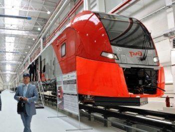 Электропоезд «Ласточка» будет запущен между Нижним Тагилом и Екатеринбургом к ноябрю