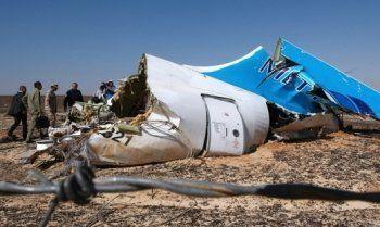 Египет опроверг задержание подозреваемых в подрыве российского самолёта