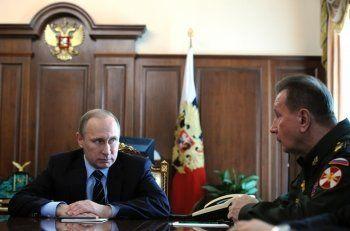 Путин создал Национальную гвардию и ликвидировал ФМС и ФСКН