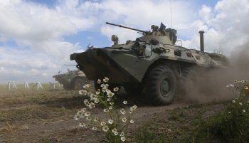 СМИ: Россия готовит наземную операцию в Сирии