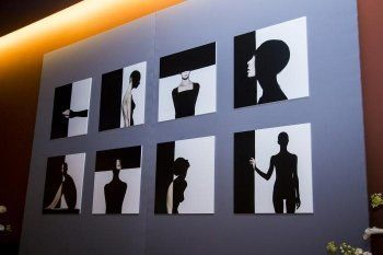 Открытие выставки «Свет. Тени. Идеальная женщина» (ФОТО)