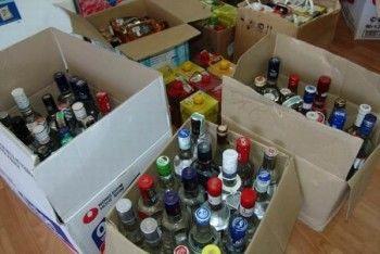 Треть магазинов Свердловской области торгует «палёным» алкоголем