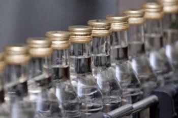 Одна бутылка из миллиарда литров «контрафакта» конфискована в Нижнем Тагиле