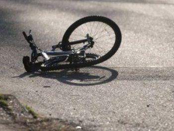 Автобус сбил велосипедиста под Нижним Тагилом