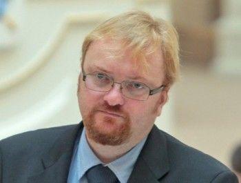 Милонов спорит с ЛГБТ-активистами о смысле 8 марта: «Мы будем праздновать с нашими женщинами, а они будут сидеть в углу и ронять слезинки гея»