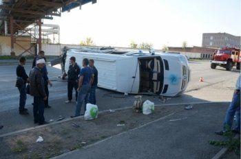 Пассажиры микроавтобуса, пострадавшие от столкновения с грузовиком, приехали в Нижний Тагил из Чувашии на заработки (ФОТО, ВИДЕО)
