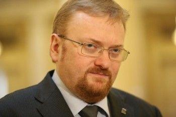 Милонов решил создать детскую патриотическую организацию