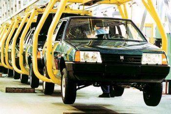 Правительство планирует поддержать российский автопром на 1 миллиард рублей