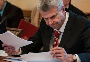 Носов обвинил область в проблемах Нижнего Тагила