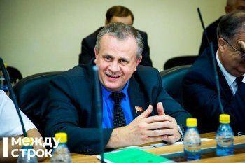 Базилевич – вице-спикер Нижнетагильской гордумы. За него проголосовали даже члены «команды Носова»