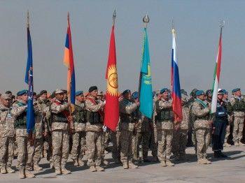 Полтысячи российских военных отправились на учения в Таджикистан