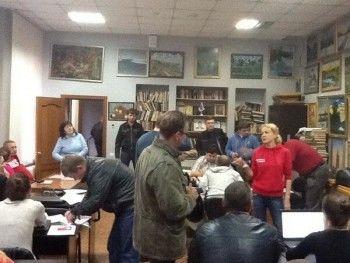 Он-лайн трансляция. Мы наблюдаем за выборами мэра в Екатеринбурге (обновлено)