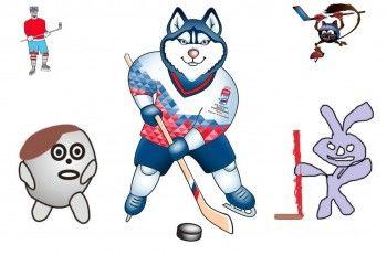 Талисманом чемпионата мира по хоккею будет Лайка