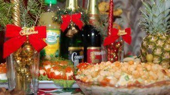 Новогодний стол россиян подорожал на 28%