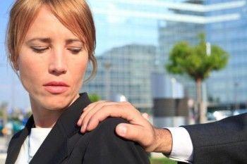 Сексуальное домогательство могут внести в Уголовный кодекс