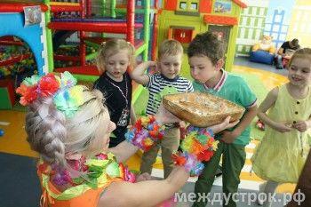 День рождения в замке принцессы или на пиратском корабле