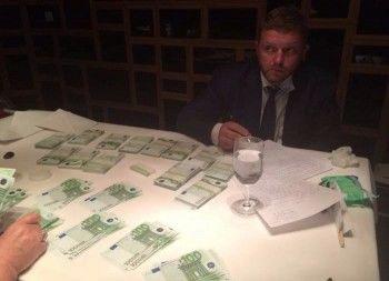 За взятку 400 тысяч евро задержан кировский губернатор Никита Белых