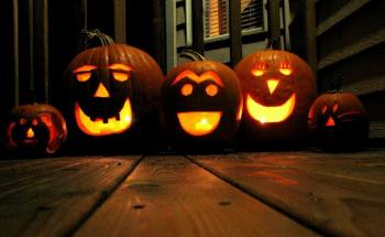 В Кремле прокомментировали предложение запретить Хэллоуин