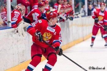 Молодёжная сборная России по хоккею стала победителем Турнира четырёх наций