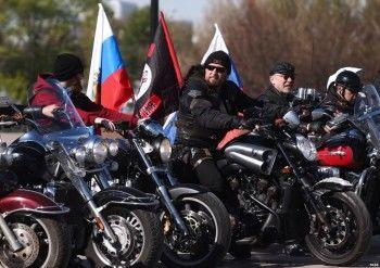 Суд запретил крымчанам митинговать против «Ночных волков»