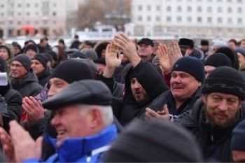 Свердловская область станет центром профсоюзного движения дальнобойщиков