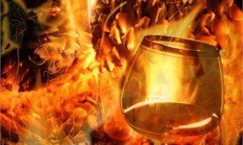 Контрафактный алкоголь будут сжигать