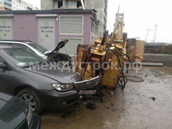 В Нижнем Тагиле во время демонтажа крана погиб рабочий. Второе ЧП на стройплощадке «Магнитостроя» за последние две недели