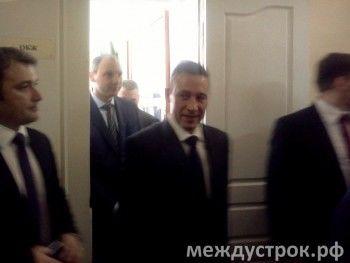 Игорь Холманских на объезде по Нижнему Тагилу (ФОТО)