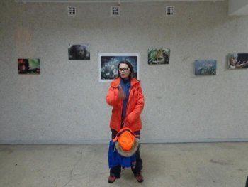 Открытие выставки «Живу и вижу» (ФОТО)