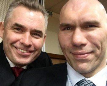 Николай Валуев стал помощником детского омбудсмена Астахова