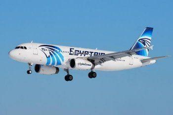 Военные Египта обнаружили в море обломки самолёта