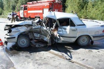 Под Нижним Тагилом в ДТП погиб водитель «Волги»