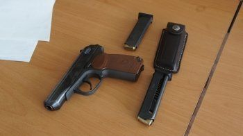 Пьяный мужчина подстрелил подростка из травматического пистолета