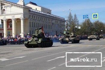 День Победы в Нижнем Тагиле (ВИДЕО, ФОТО)