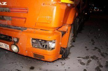 Сбитый КАМАЗом под Нижним Тагилом студент скончался в больнице
