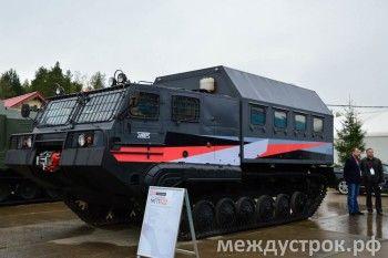 Транспортный салон «Магистраль» начал свою работу (ФОТО)