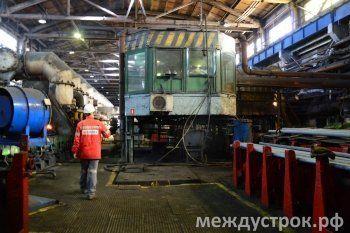 На ЕВРАЗ НТМК завершен капитальный ремонт шаропрокатного цеха