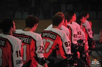 «Спутник» лазерным шоу и своим поражением открыл хоккейный сезон в Нижнем Тагиле