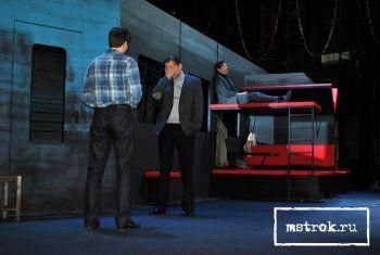 При поддержке УВЗ в Москве пройдёт спектакль с участием артистов из Нижнего Тагила и звёзд российского театра