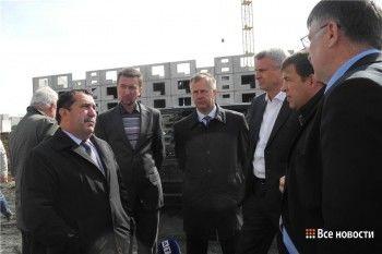 СК РФ: Собственник компании «Магнитострой», которая строит в Нижнем Тагиле микрорайон, сознался в даче взятки сенатору Цыбко (ВИДЕО)