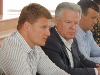 Олимпийский чемпион Александр Поветкин презентовал на Урале проект военно-патриотического клуба