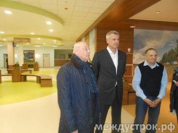 Эдуард Россель прокомментировал реформу МСУ